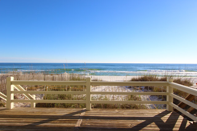 Seawinds #1 beach front townhome in Miramar Beach, FL