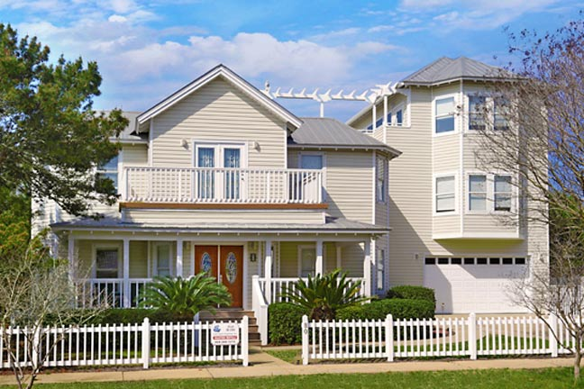 Enjoy this spacious 6 bedroom Destin beach house!