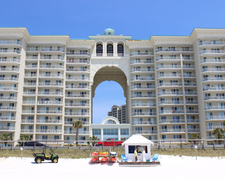 Majestic Sun Luxury Condominiums in Miramar Beach, FL